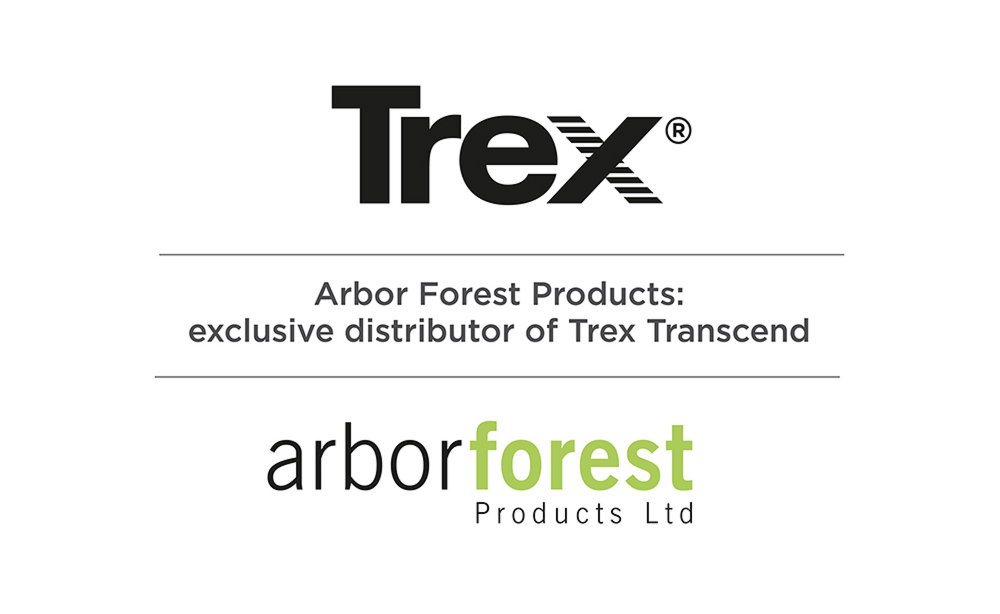Trex' by Arbor Forest Products